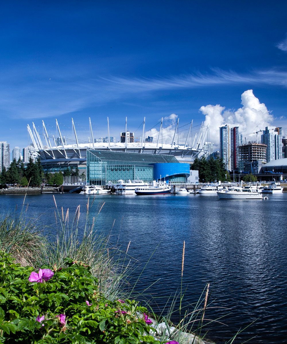 Downtown Vancouver: Contact Us At Residences Hotel Blu